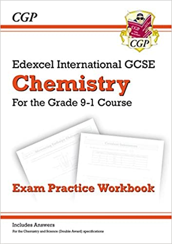New Grade 9-1 Edexcel International Gcse Chemistry: Exam Practice Workbook por Cgp Books epub
