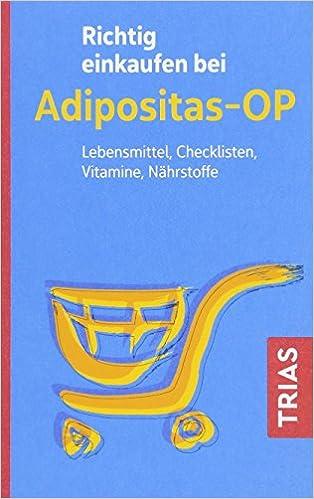 Richtig einkaufen bei Adipositas-OP  Lebensmittel d61a630c8c69