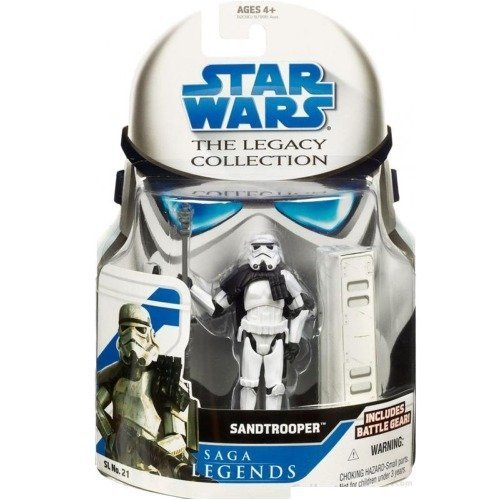 Sand Trooper Star Wars Legacy Collection Action Figure ()