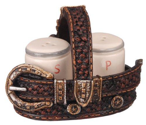 Gift Corral Buckle Salt /& Pepper