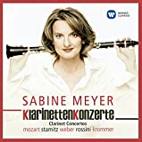 Sabine Meyer: Clarinet Concertos