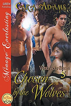 book cover of Chosen by the Wolves