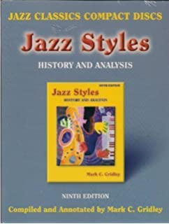Jazz styles history and analysis 9th edition mark c gridley jazz styles history analysis 9th edition jazz classics cd fandeluxe Images