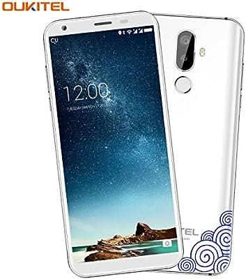 Smartphone Libre - OUKITEL K5 - Telefono Dual SIM Pantalla de 5.7 ...
