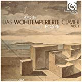 BACH. Well-Tempered Clavier Vol.1. Egarr