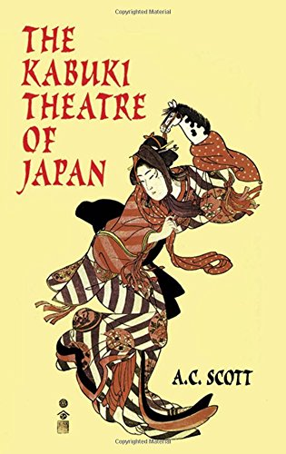 Pdf Arts The Kabuki Theatre of Japan