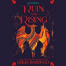 Ruin and Rising Audiobook by Leigh Bardugo Narrated by Lauren Fortgang