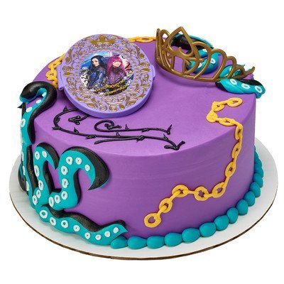Descendants Rock This Style Cake Decorating Set -
