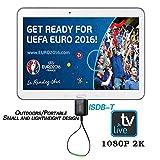Digital TV Receiver,Sammid Mini USB Pad ISDB-T