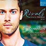 Rivals: Arias for Farinelli by David Hansen