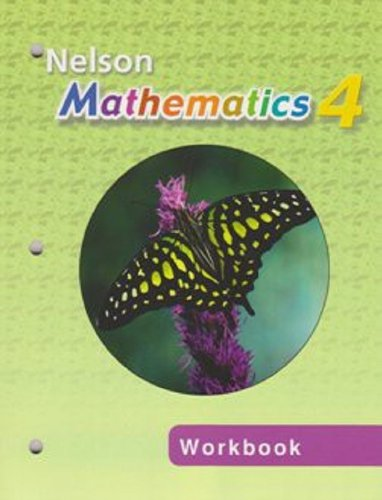 Nelson Mathematics (Grade 4): Student    book by Marian Small