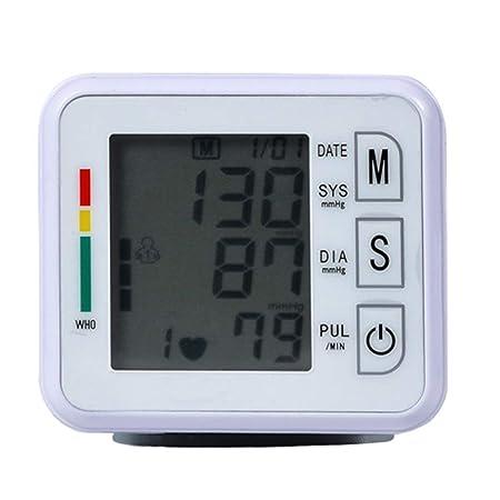 YKKHHCD Esfigmomanómetro electrónico, Pantalla LCD Digital de ...