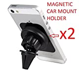 Universal Air Vent Magnetic Car Mount Holder - Keep you Drive Safety and ...
