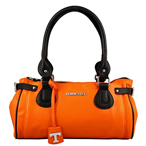 NCAA Tennessee Volunteers Baywood Academic Handbag, Small by Sandol