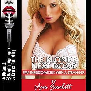 The Blonde Next Door Audiobook