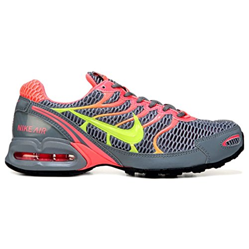 Air Nike Torch (Nike Women's Air Max Torch 4 Running Shoes (6.5 B(M) US, Cool Grey/Volt-Hyper Punch))