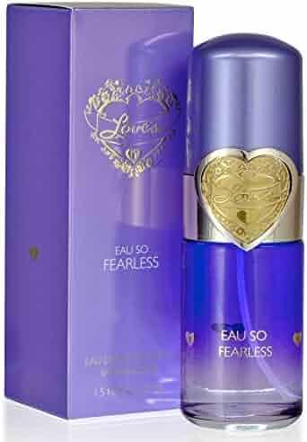 EAU SO LOVES So Fearless Eau De Parfum Spray By Dana Classic Fragrances, 1.5 Fl. Oz.
