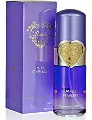 EAU SO LOVES So Fearless Eau De Parfum Spray By Dana Classic Fragrances, 1.5 Fl. Oz.