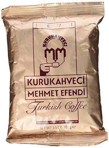 TURKISH ROASTED - Deposit COFFEE BY KURUKAHVECI MEHMET EFENDI