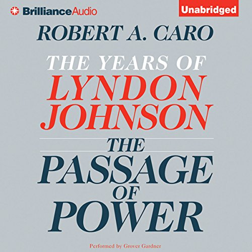 The Passage of Power: The Years of Lyndon Johnson cover