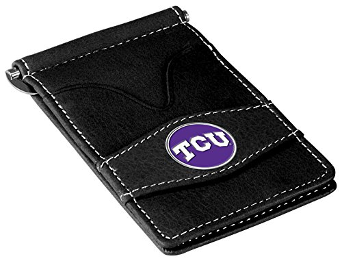 NCAA Texas Christian Horned Frogs Players Wallet - ()