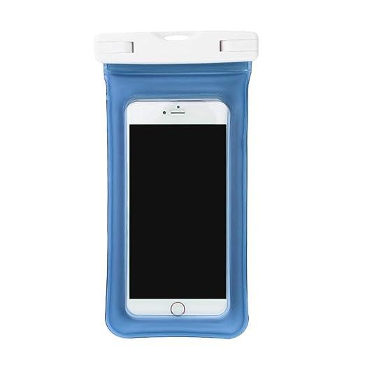 Busirde Inflables Impermeable del teléfono móvil de la ...