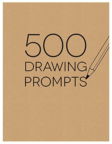 Best Writing Prompts - Piccadilly Sketchbook, 500 Drawing Prompts