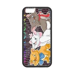 iphone6 4.7 inch Phone Case Black AristoCats ZDC436825