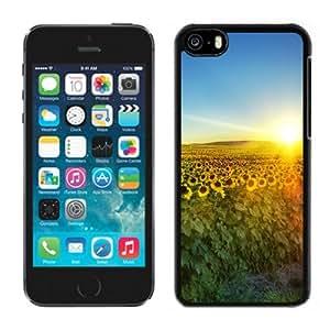 XiFu*MeiBeautiful Custom Designed Cover Case For iphone 4/4s With Fields of Sunflowers Phone CaseXiFu*Mei