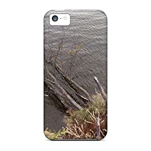 Unique Design Iphone 5c Durable Cases Covers Fall Of A Tree