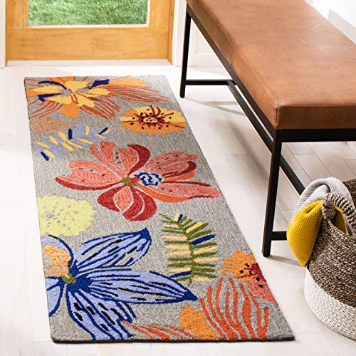 Safavieh Area Rug, 2 3 x 3 9 , Grey