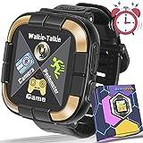 GBD Kids Game Smart Watch Fitness Tracker [Walkie Talkie Pro ] for Boys
