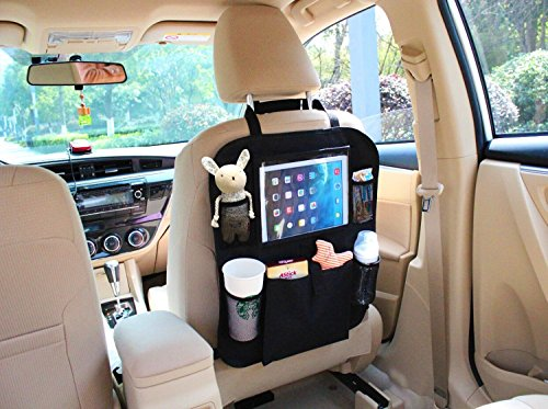 Amazon AutoMuko Car Organizer By IPad And Tablet Holder With