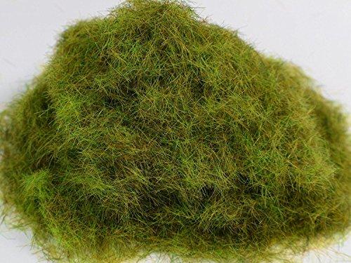 - War World Scenics 6mm Summer Static Grass 100g - Railway Modelling Wargaming Terrain Model Diorama