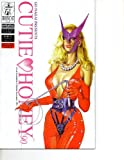 Cutie Honey '90 Vol. 2 #1 (vs Sister Jill Part II - Cover by Hajime Sorayama)