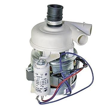 Elektropumpe Motor Spülmaschine Indesit Ariston 076627 Original CD 82546903
