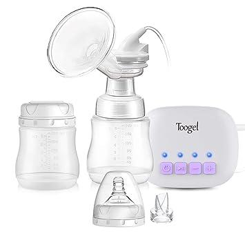 Amazon Com Electric Breast Pump Single Automatic Portable