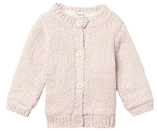 Noppies Baby-Mädchen Strickjacke G Cardigan Knit Burlington, Rosa (Light Pink C091), 56