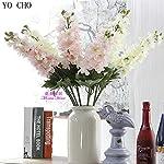 ShineBear-Real-Touch-Super-Nice-Artificial-Larkspur-Hyacinth-Snapdragon-Flower-Silk-Flower-Hotel-Garden-Wedding-Decor-Color-Yellow-Size-Hyacinth