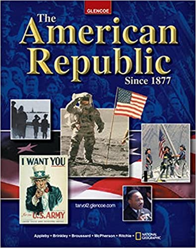 com the american republic since student edition  the american republic since 1877 student edition u s history the modern era 2nd edition