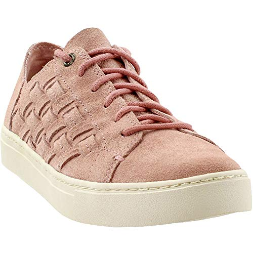 (TOMS Women's Lenox Bloom Suede/Basketweave 7.5 B)