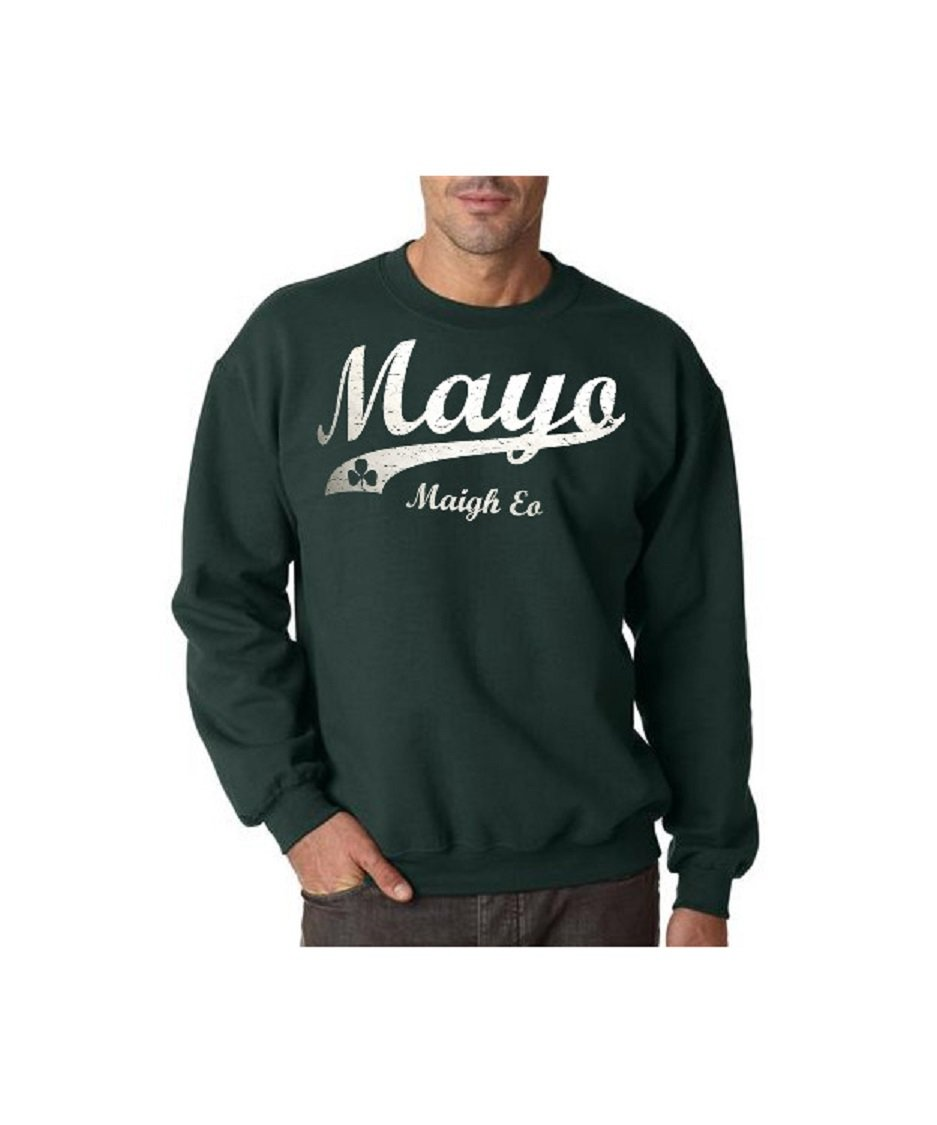 Counties of Ireland Adult Crewneck Sweatshirt - County Galway