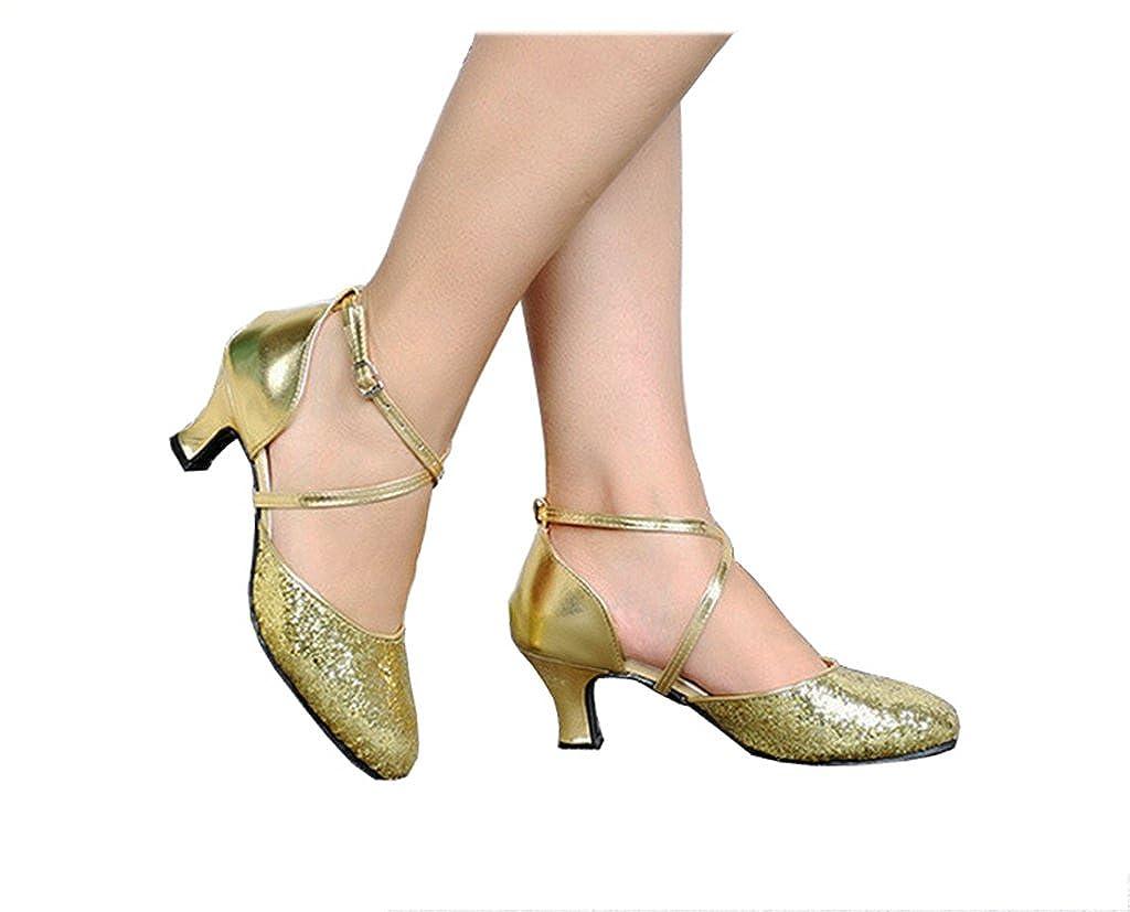Doris Mens Round Toe Lace up Leatherette Salsa Tango Ballroom Morden Latin Jazz Rumba Professional Dance Shoes