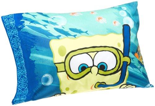 SpongeBob Sea Adventure Pillowcase (Spongebob Sea Adventure Bedding)