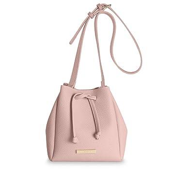 Accessoire X Loxton Rosa Klein 16 Cm Frauen In Für Handtasche 20 Kordelverschluss 18 Chloe Mini Pink Katie Beuteltasche qpUMGLzjSV