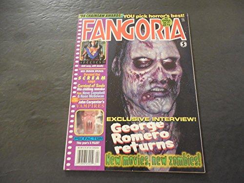 Fangoria #171 Apr 1998 Species II (Hubba, Hubba); Scream; PSI ()