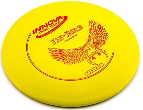Innova - Champion Discs DX TeeBird Golf Disc, 165-169gm (Colors may vary) - Innova Golf Tee