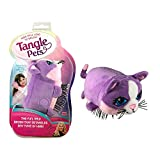 Tangle Pets CUPCAKE THE CAT- The Detangling Brush in a Plush, Great for Any Hair Type, Removable Plush, As Seen on Shark Tank