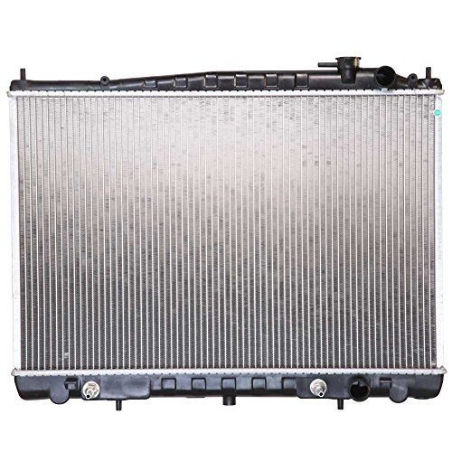 - Prime Choice Auto Parts RK822 New Complete Aluminum Radiator