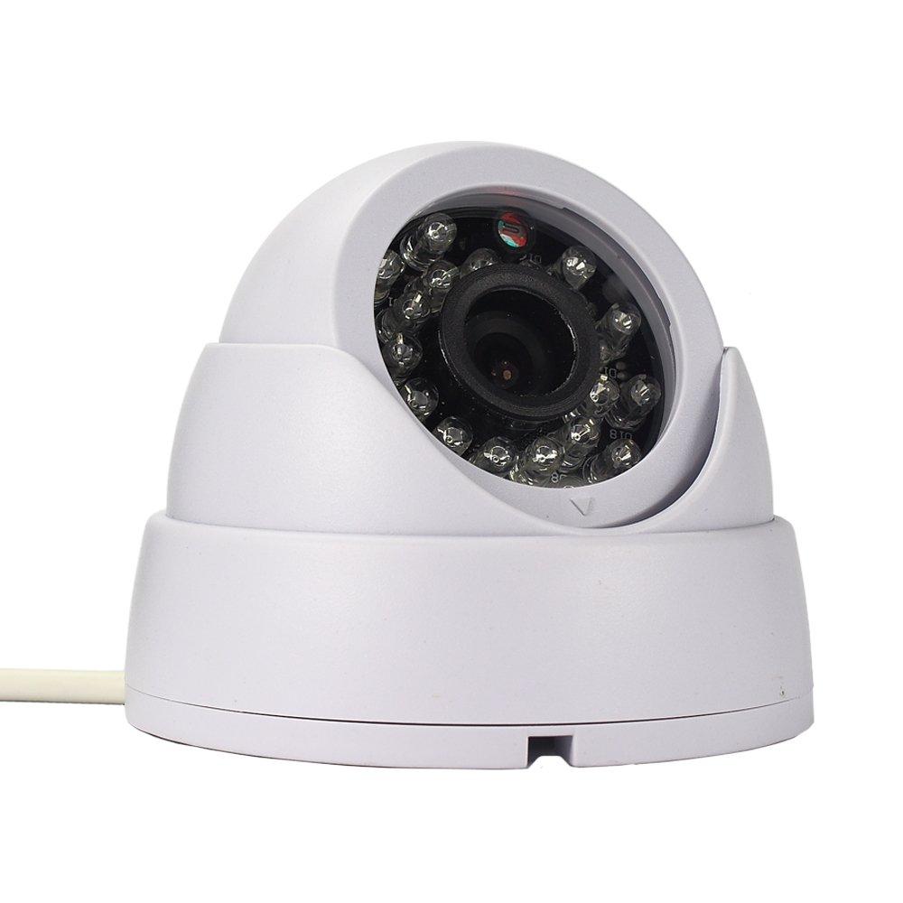 红外夜视监控摄像头